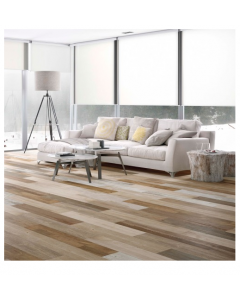 STN Ceramics Barnwood Tiles Multi Mix 90x15
