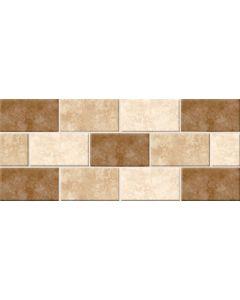 British Ceramic Tiles Rapolano Faux Mosaic Gloss Tile
