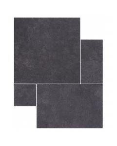 Lake District Modular Black Tile