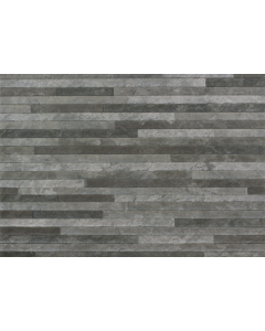 Brix Stratum Anthracite Wall Tile - 450x310mm