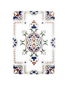 Zocalo Cardiz Decorated Field Tile - 300x200mm