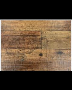 Cerlat Elvas Ocre Rustic Wood Effect Wall and Floor Tiles 60x15