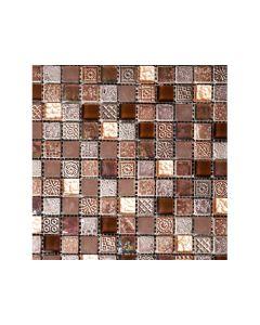 Marshalls Tile and Stone Mosaics Katrina mosaic