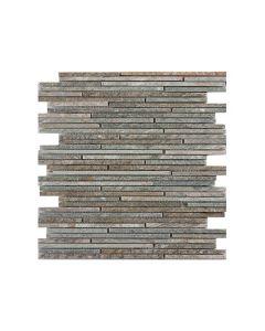 Marshalls Tile and Stone Mosaics Oyster Stick mosaic