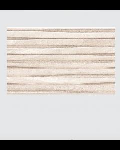 Continental Tiles Rocersa Burlington Relieve Mix Cream Wall Tiles 20x60