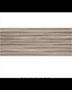 Continental Tiles Rocersa Burlington Taupe Decor Wall Tiles 60x20