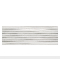 Continental Tiles Rocersa Burlington White Decor Wall Tiles 20x60 at Tiledealer