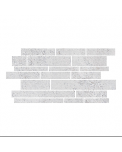 CTD Gemini Tiles King Tiles Hillock Light Grey Mosaic 513x300mm Wall and Floor Tiles at Tiledealer