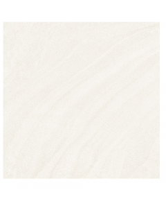 Esha Stone Oceania Wave Alabaster White Polished Wall and Floor Tiles 80x80
