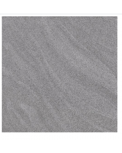 Esha Stone Oceania Wave Pebble Grey Matt Wall and Floor Tiles 60x60