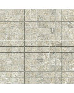 Continental Tiles Eterna Crema Mosaic Tiles - 300x300mm