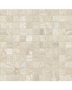 Continental Tiles Eterna Avorio Mosaic Tiles - 300x300mm