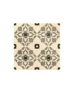 Fiore Grey Decor Tile - 450x450mm