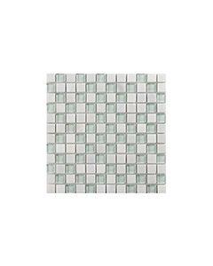 Marshalls Tile and Stone Mosaics Glacier White Mosaic