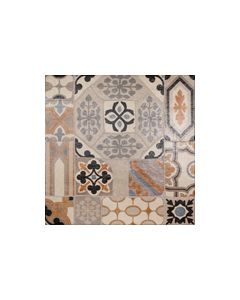 Cool White Design Parisien Tile - 600x600mm