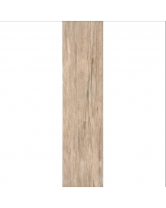 Idea Ceramica Nottingham Almond Wood Effect Porcelain Wall and Floor TIles 61x15