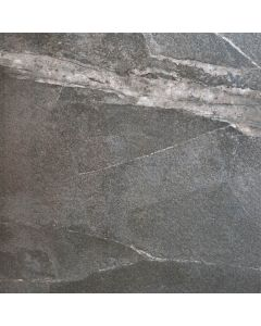 Yurtbay Seramik Magma Anthracite 600x600mm Tile