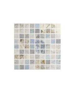 Provence Marino Mosaic Tile - 300x300mm