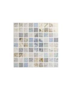 Riad Marine Mosaic Tile - 300x300mm