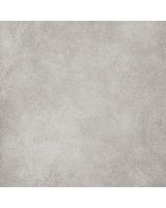 British Ceramic Tiles Parian Mid Grey Plain Tiles - 142x142mm