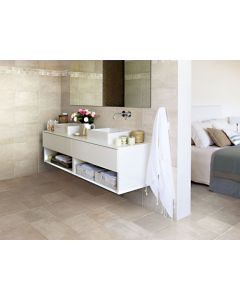 Marshalls Tile and Stone Milan Alba Tile - 605x605mm