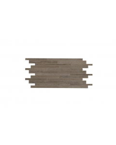 Continental Tiles Novabell Crossover Mattoncino brown Porcelain wall and floor Tiles 60x30 at Tiledealer