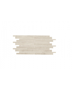 Continental Tiles Novabell Crossover Mosaic Beige Wall and Floor Decor Tiles