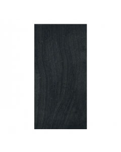 Continental Tiles Novabell Crossover Nero Black Porcelain wall and floor Tiles 60x30
