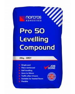 Norcros Adhesives Pro 50 Levelling Compound