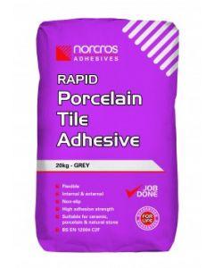 Norcros Adhesives Johnsons Rapid Flex Grey