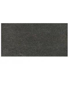 RAK Ceramics Shine Stone Black Matt Porcelain Wall and Floor Tiles 60x30
