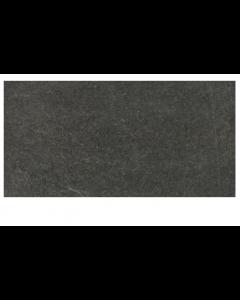 RAK Ceramics Shine Stone Black Matt Porcelain Wall and Floor Tiles 60x30