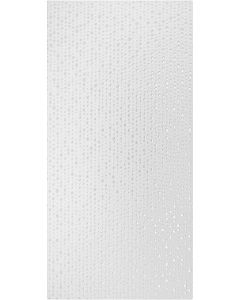 Studio Conran Point Decor White Tile - 248x498mm