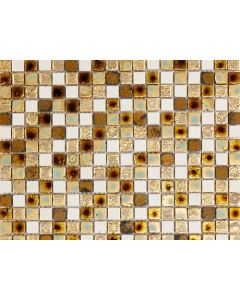 Marshalls Tile and Stone Rubican Mosaic - 300x300mm
