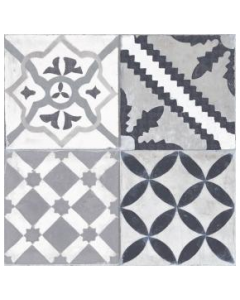 Kutlu Mono Mix Tile - 450x450mm