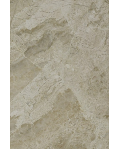 Vanilla Cream Polished Marble Tile - 610x406mm