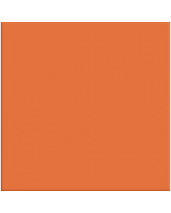 Night and Day Tiles Day Time Deep Orange Matt 148x148mm