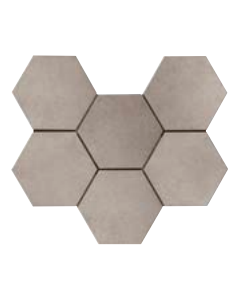 Continental Tiles Rewind Polvere Rettificato Tiles - 210x180mm