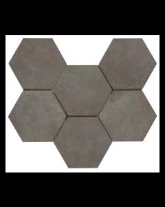 Continental Tiles Rewind Peltro Rettificato Tiles - 210x180mm