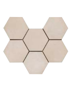Continental Tiles Rewind Corda Rettificato Tiles - 210x180mm