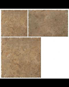 Indian Stone Autumn Rust Layout 2 Tiles