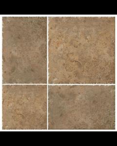 Indian Stone Autumn Rust Layout 3 Tiles