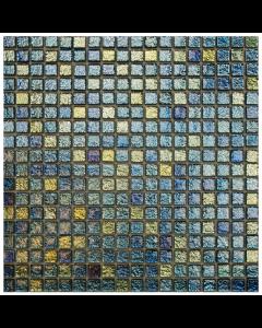 Romantic Chromatic Glitter Mosaic Tiles - 305x305mm