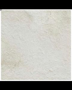 Marazzi Inside Outside Stoneway Barge Bianco Tile - 600x600mm