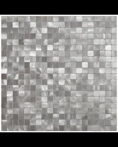 Smart Mosaic Tiles Platinum SQ15 Self Adhesive 12x12 Tiles