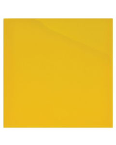 Gemini Reflections Yellow Tile - 150x150mm