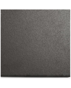 Aragon Black Quarry Round Edge Anti Slip 15X15