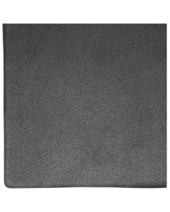 Aragon Black Quarry Double Round Edge Anti Slip 15X15