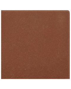 Aragon Red Quarry Double Round Edge Anti Slip 15X15