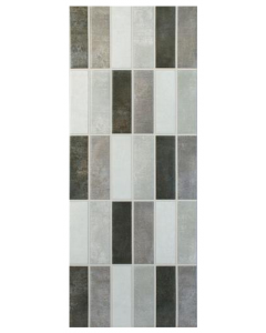 Look Mosaico Mix Perla Tiles - 500x200mm